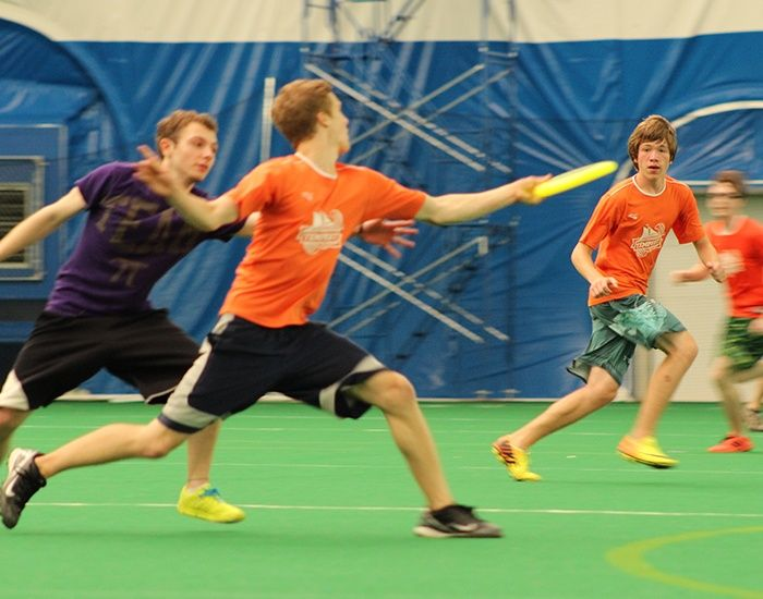 Adult Rec Ultimate Frisbee
