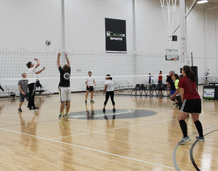 Adult Rec Volleyball