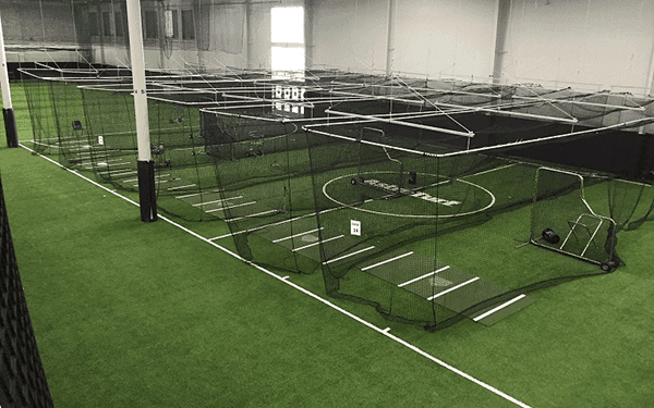 Rent softball space at the Nook