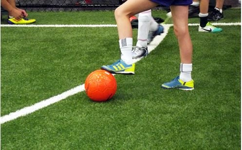 Nook Individual & Small Group Soccer Lessons
