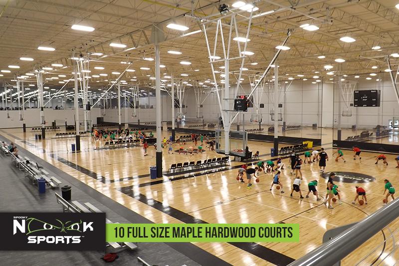 Hardwood Courts