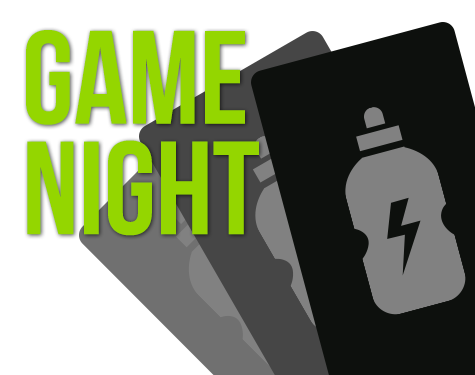 Game Night: Add some fun to your workout
