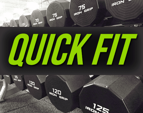 Quick Fit Amplify Adult Training