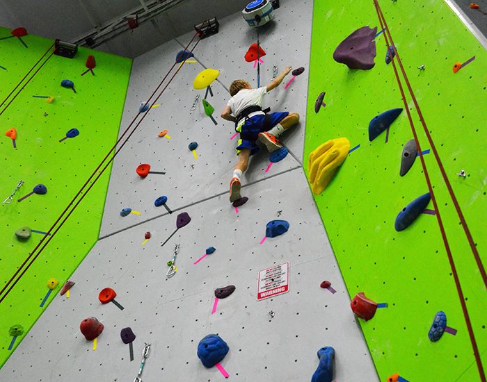 Nook Climbing Family Day