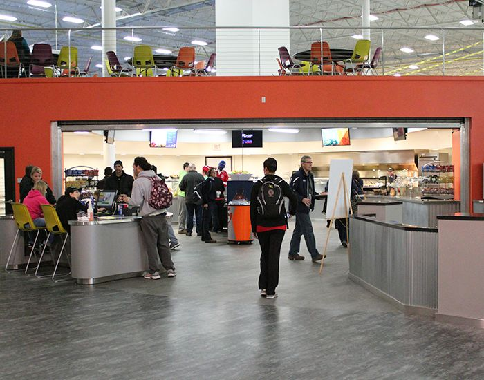 Nook Food Court