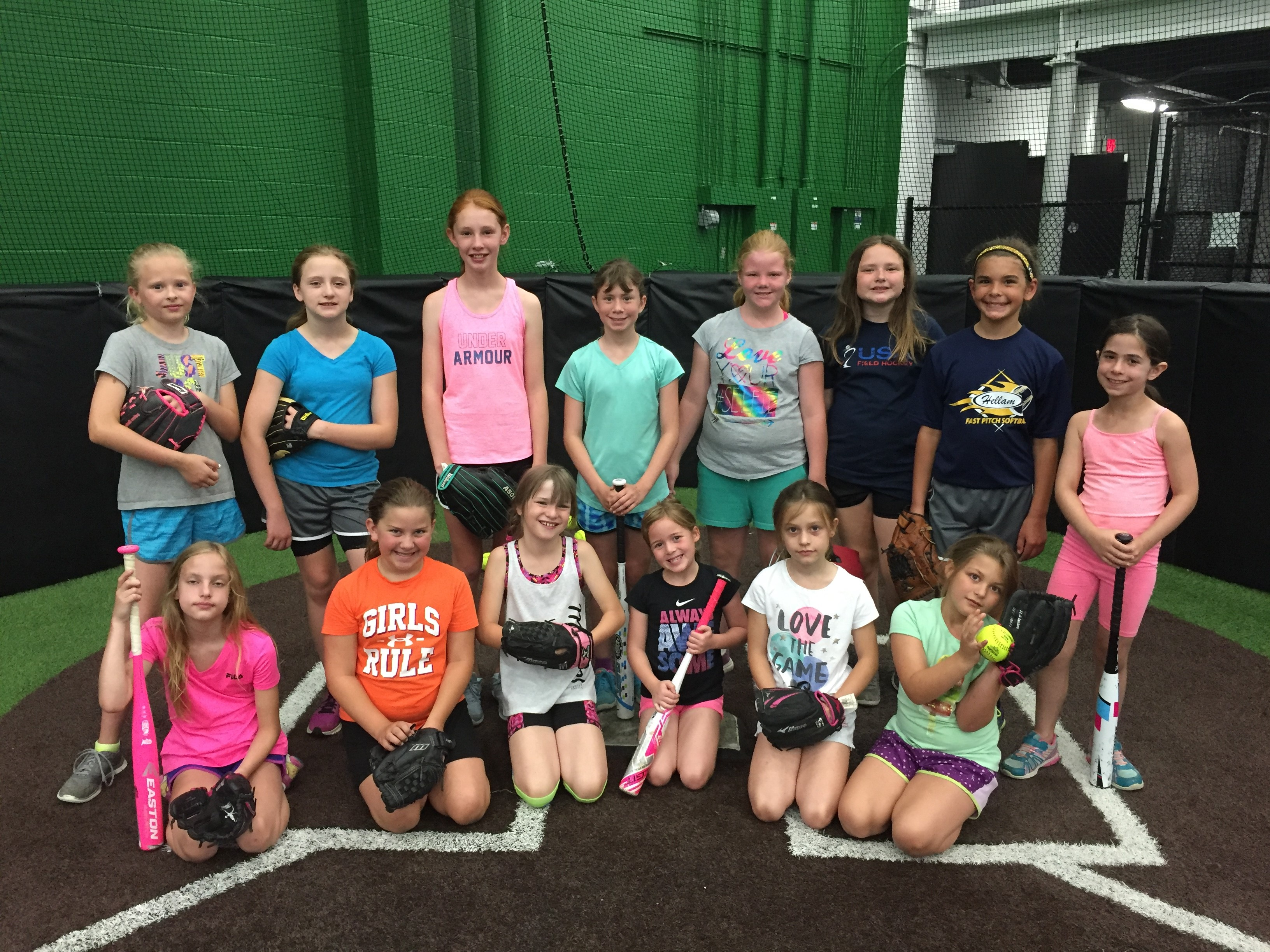 Softball Camp Nice