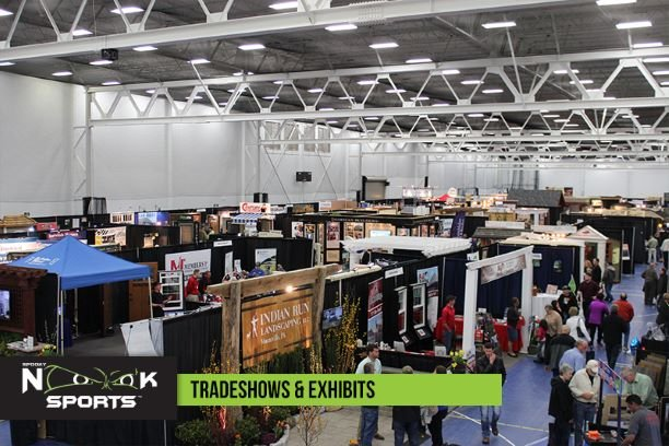 trade show at Spooky Nook Meetings & Events in Manheim, PA