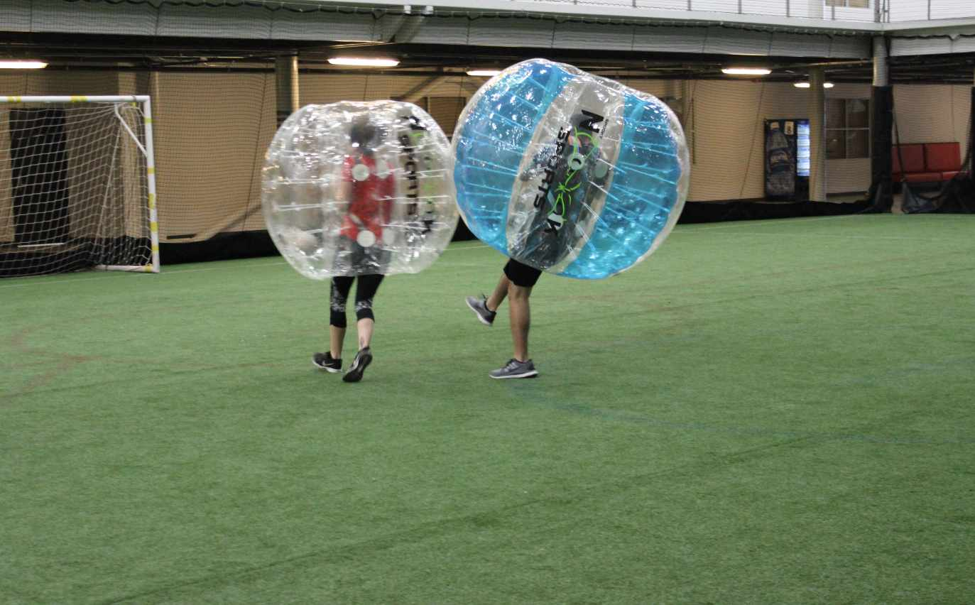 Nook Bubble Ball Themed Birthday Party