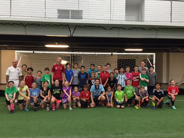 World Cup Camp 2016