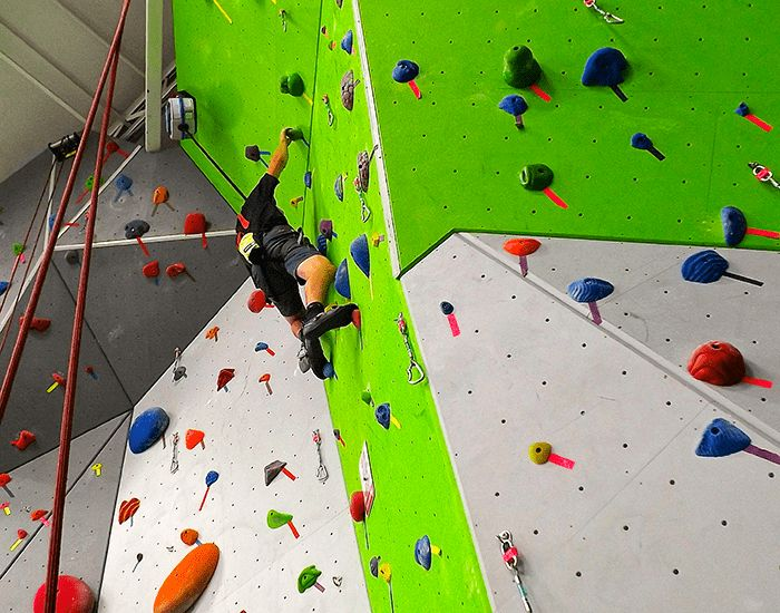 Nook Intro to Lead Climbing