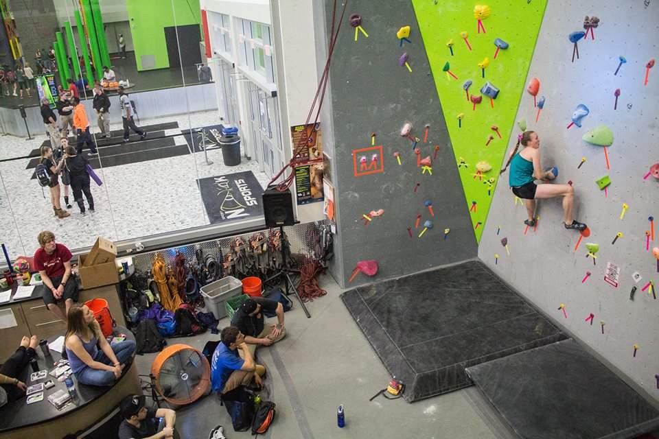 Nook Climbing Team