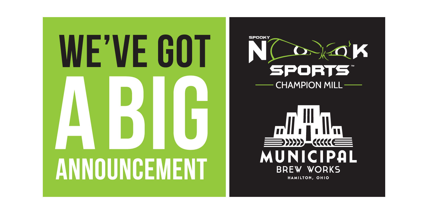 big announcement spooky nook and municipal brew works