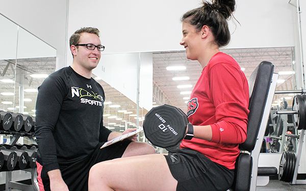 personal training for web