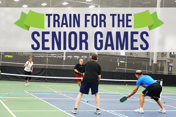 Train for the Senior Games